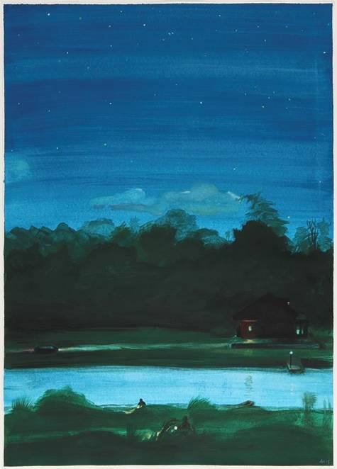 Noche americana - Alvar Haro
